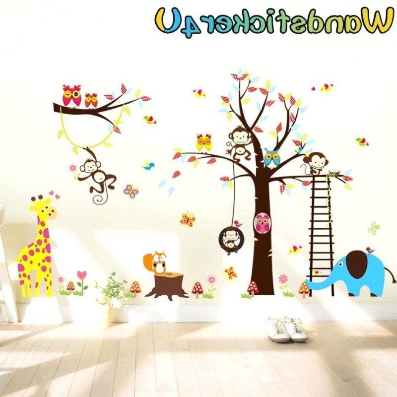 Wandtattoo Kinderzimmer Tiere Beste Zootiere Fotos Die Designideen von Wandtattoo Kinderzimmer Junge Tiere Photo