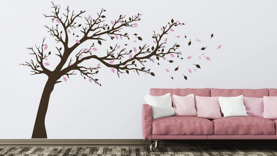 Wandtattoo Mit Eigenem Motiv Luxus Bäume An Der Wand Dekoration Mit von Wandtattoo Mit Eigenem Foto Bild