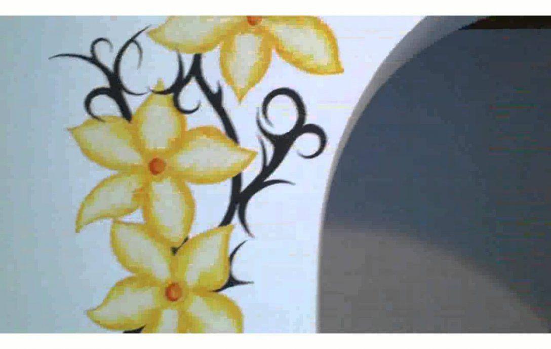Wandtattoo Selber Entwerfen Schöne  Youtube von Wandtattoo Selber Malen Vorlagen Photo