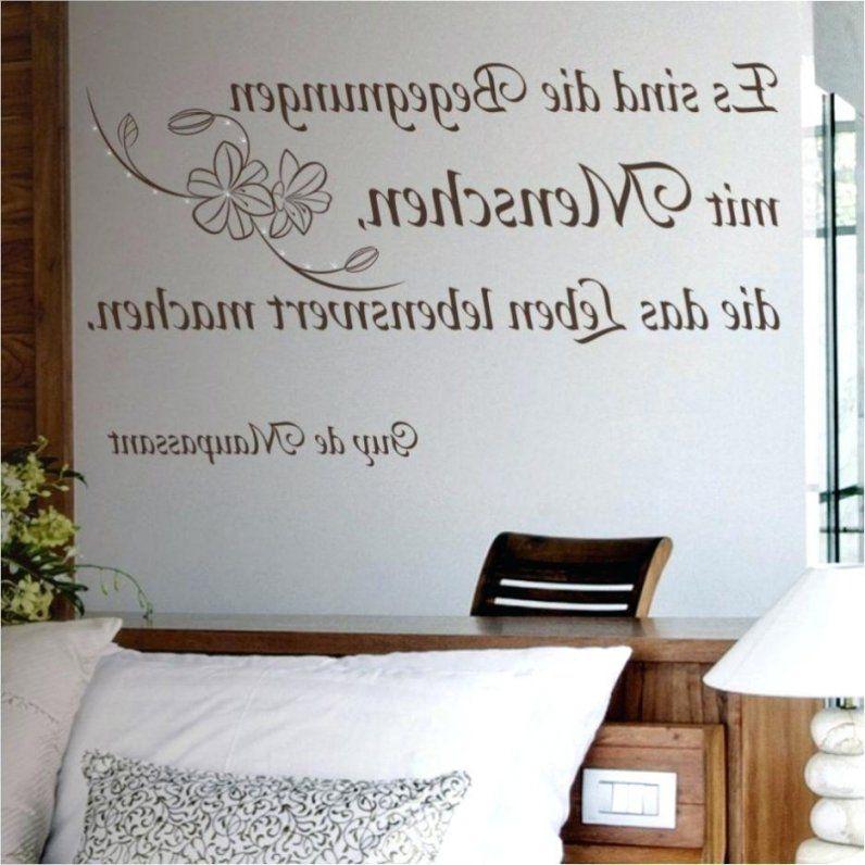 Wandtattoo Selbst Gestalten Innenarchitekturbeste Wohngestaltung von Wandtattoo Selber Gestalten Mit Fotos Photo