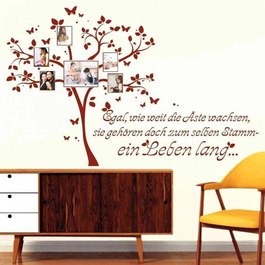 wandtattoo stammbaum fotobaum mit rahmen und schriftzug selbst von wandtattoo schriftzug selbst. Black Bedroom Furniture Sets. Home Design Ideas
