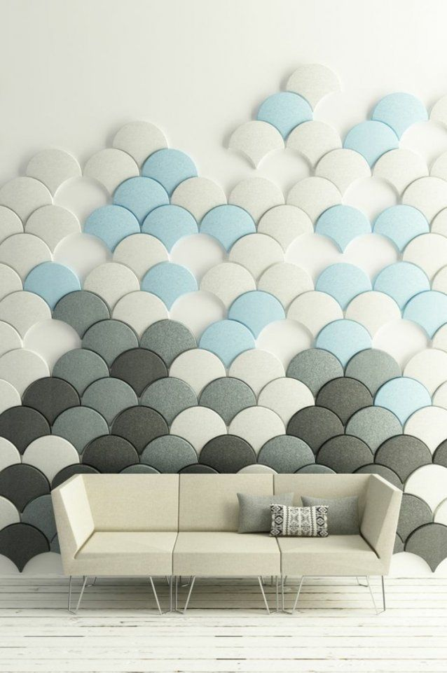 Wandverkleidung Für Drinnen Und Draußen  Alles Was Sie Wissen Sollten von Wand Paneele Verkleidung Anbringen Bild