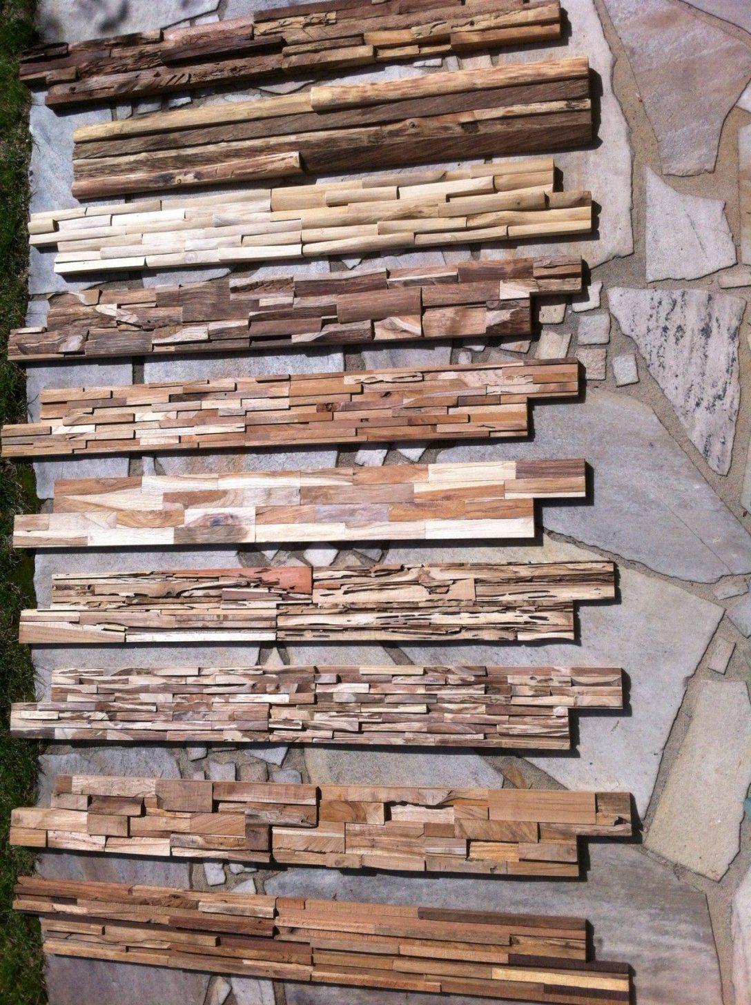Wandverkleidung Holz  Diy  Pinterest  Wandverkleidung Holz von Holz Wandverkleidung Selber Machen Bild