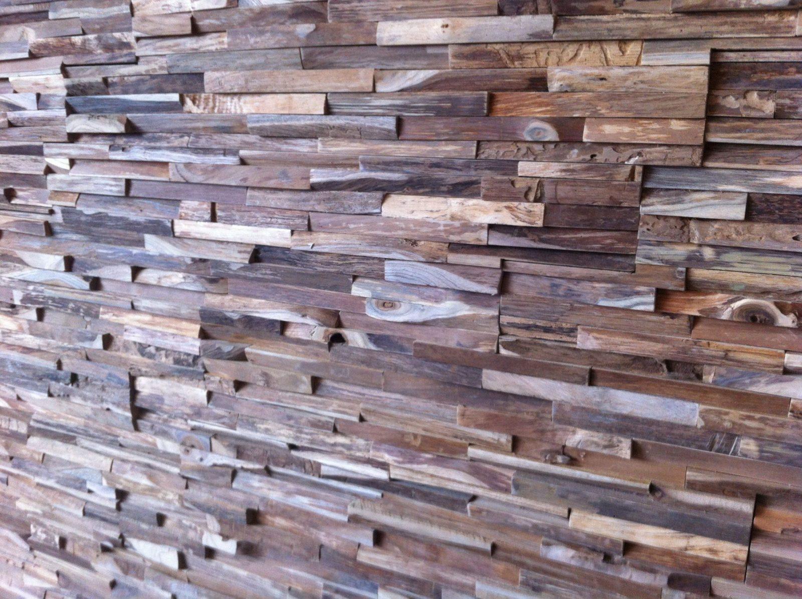 Wandverkleidung Holz Innen Modern  Mauer Und Gehweg  Pinterest von Wandverkleidung Aus Holz Innen Bild