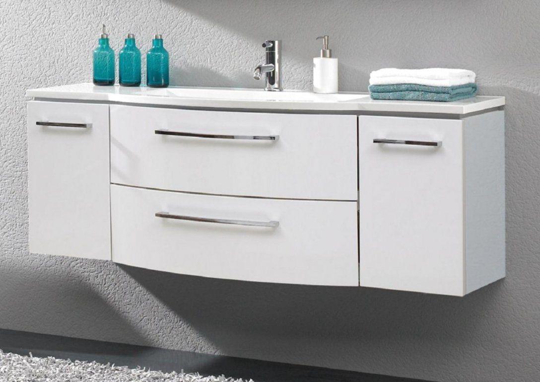 Waschbecken 40 Cm Tief Mit Waschtisch Turbo Pelipal Badmbelset Pcon von Waschbecken 40 Cm Tief Bild