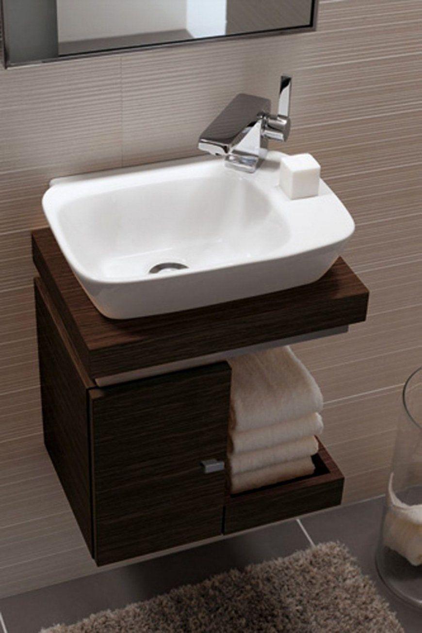 Beautiful waschbecken g ste wc ideen gallery for Waschbecken ideen