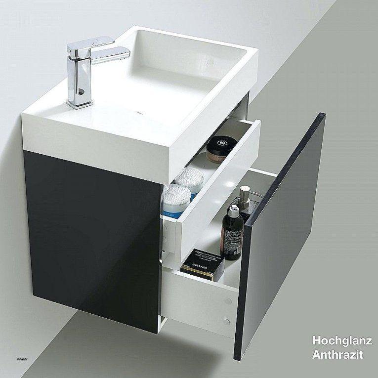 Waschbecken Mit Unterschrank Gaste Wc Badezimmer Best Of Badmabel von Wc Waschtische Mit Unterschrank Photo