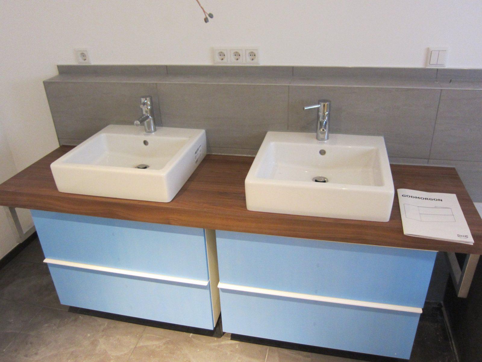 Waschbecken Mit Unterschrank Ikea Von Prächtig Zuhause Kunst von Doppelwaschtisch Mit Unterschrank Ikea Bild
