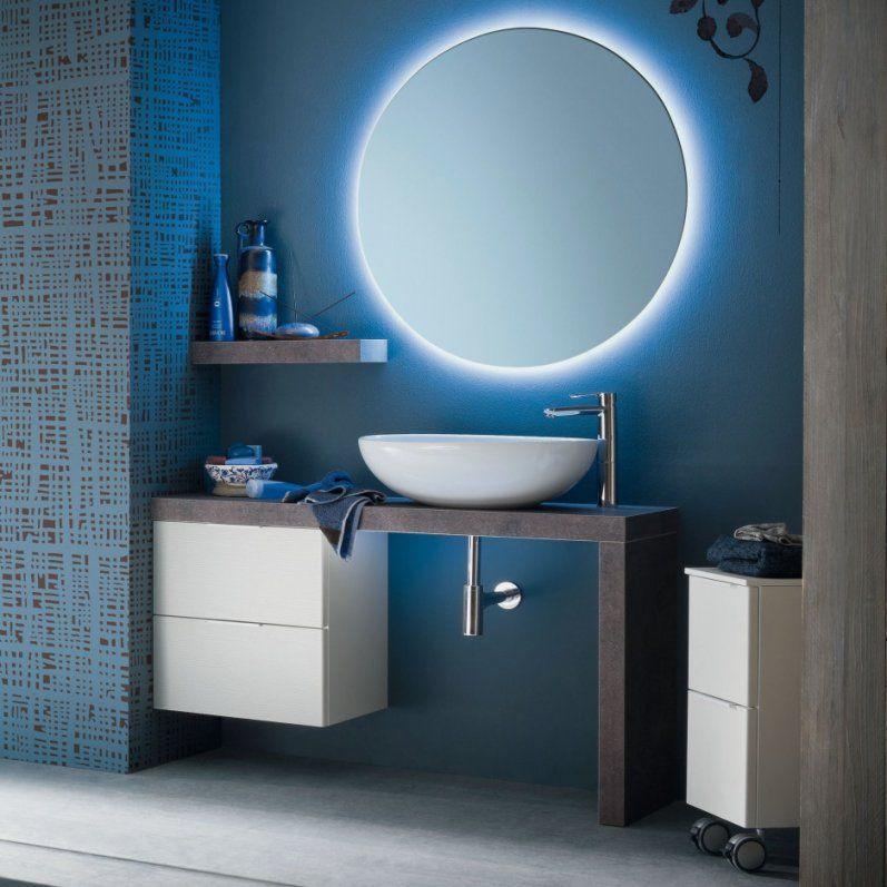 Waschbecken Schale Mit Unterschrank Genial N13 Atlantic Badmöbel Mit von Waschtisch Schale Mit Unterschrank Bild