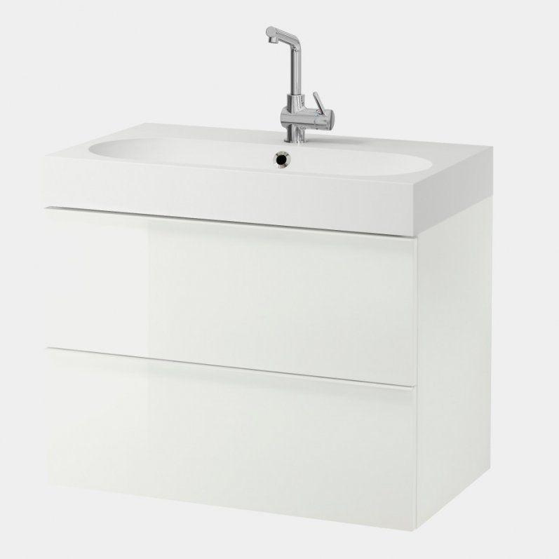 Waschbeckenunterschrank 30 Cm Tief Luxus Waschtisch Mit Unterschrank von Waschtisch 30 Cm Tief Photo