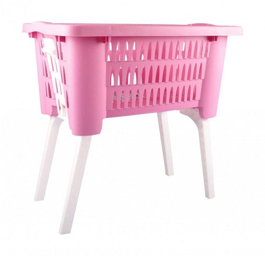Wäschekorb Mit Ausklappbaren Beinen Wäschesammler  Real von Wäschekorb Mit Ausklappbaren Beinen Bild