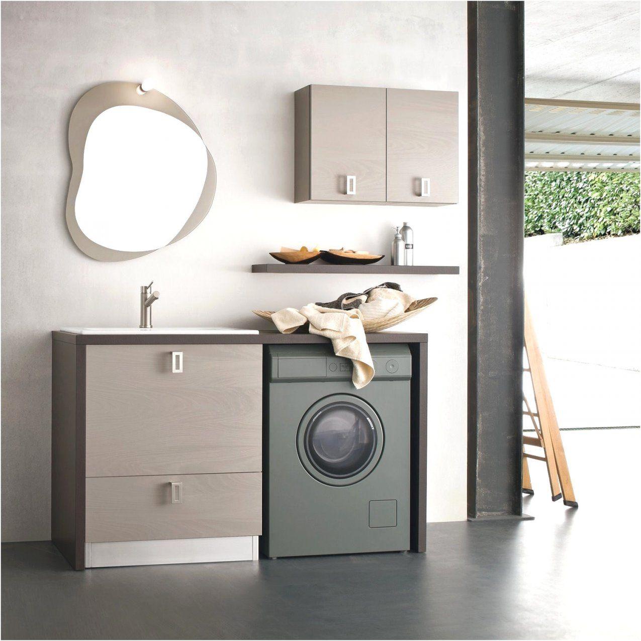 Waschmaschine Im Badezimmer Integrieren Mit Awesome In Der Kche von Waschmaschine Im Bad Integrieren Bild