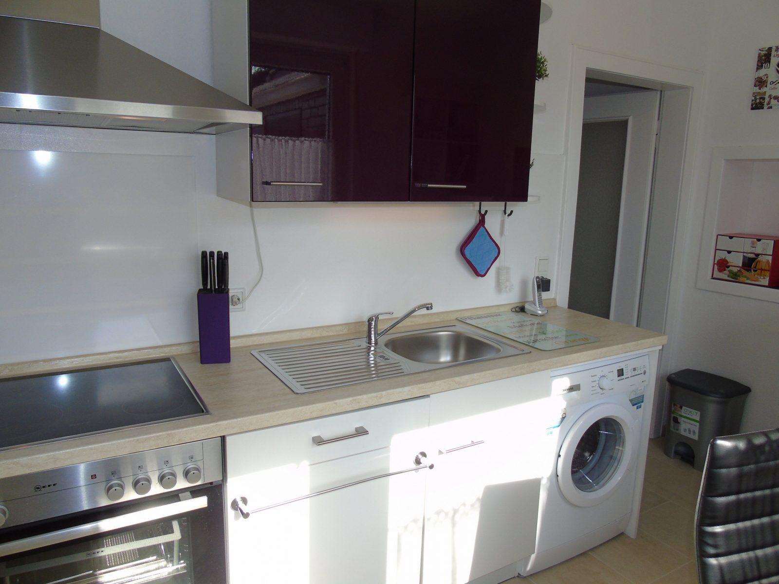 Waschmaschine In Der Küche Verstecken Bad von Waschmaschine In Küche ...