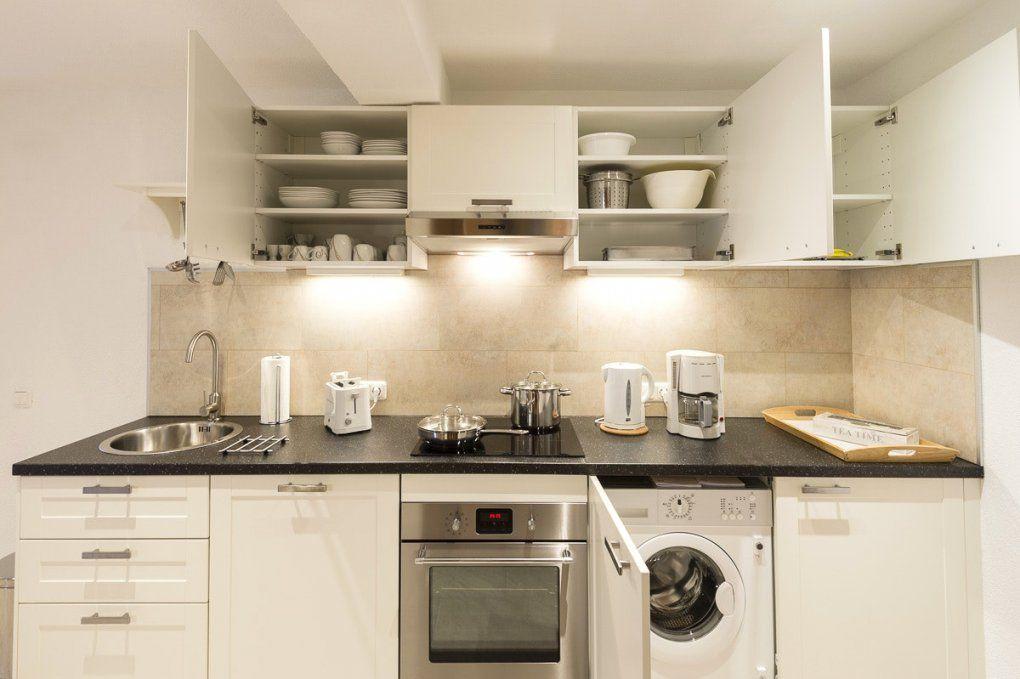 Waschmaschine In Der Küche Verstecken von Waschmaschine In Küche Verstecken Bild