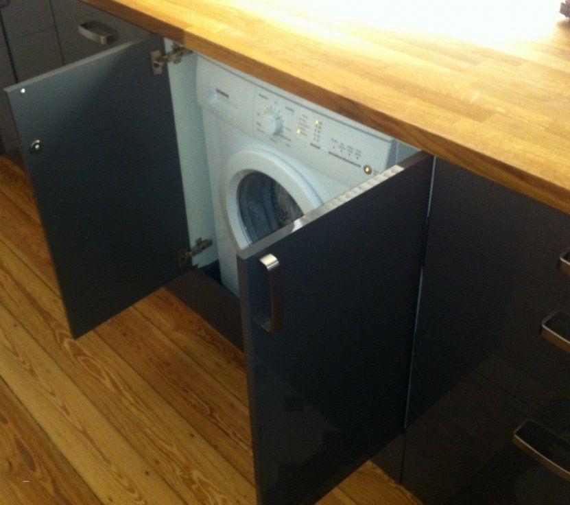 Waschmaschine In Küche Integrieren Best Of Waschmaschine In Küche ...