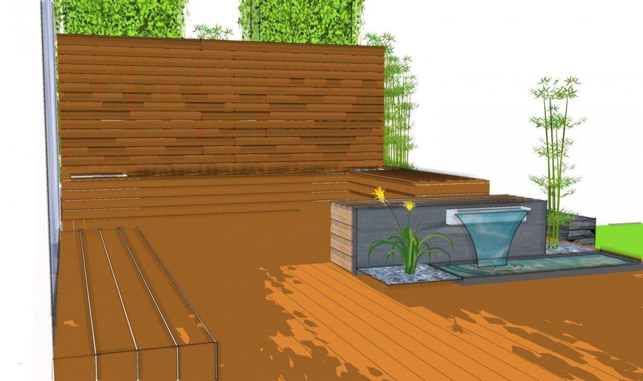 Waschmaschine In Küche Integrieren Wunderschön Sichtschutzzaun von Sichtschutz Selber Bauen Anleitung Bild