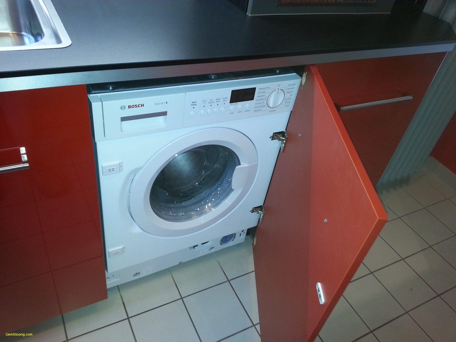 Waschmaschine In Küche Verstecken