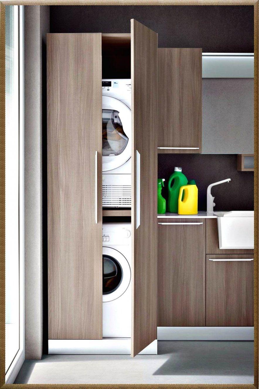 Waschmaschine Und Trockner Übereinander Mit Schrank Für von Schrank Für Waschmaschine Und Trockner Ikea Bild