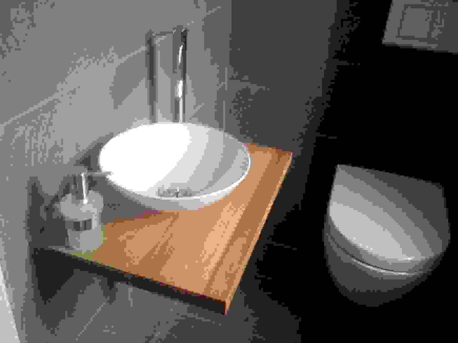 Waschtisch 40 Cm Tief Latest Badmbel Set Gste Wc Oporto Cm Inkl von Waschtisch 40 Cm Tief Bild