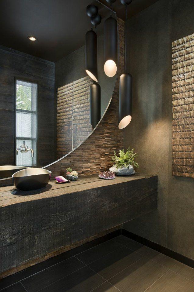 Waschtisch Aus Holz Für Aufsatzwaschbecken Bauen von Waschbecken Platte Selber Bauen Bild
