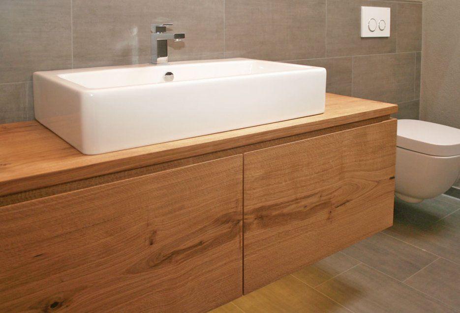 Waschtisch Holz Fabulous Waschbecken Teak Waschtisch Teakholz von Waschtisch Holz Mit Aufsatzwaschbecken Bild