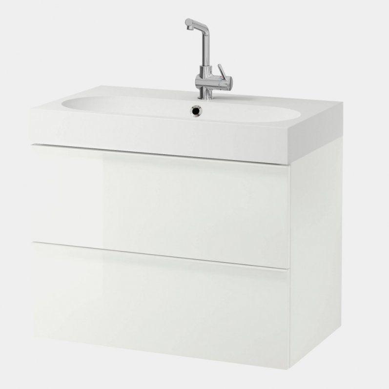 Waschtisch Mit Unterschrank 35 Cm Tief Ausgezeichnet von Waschbecken 25 Cm Tief Bild