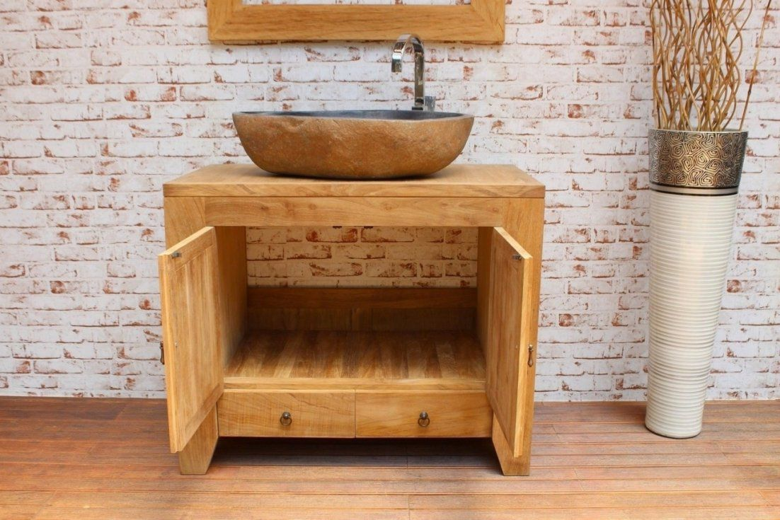 Waschtisch Selber Bauen Holz Perfect Full Size Of Und Badezimmer In von Waschbeckenunterschrank Holz Selber Bauen Photo