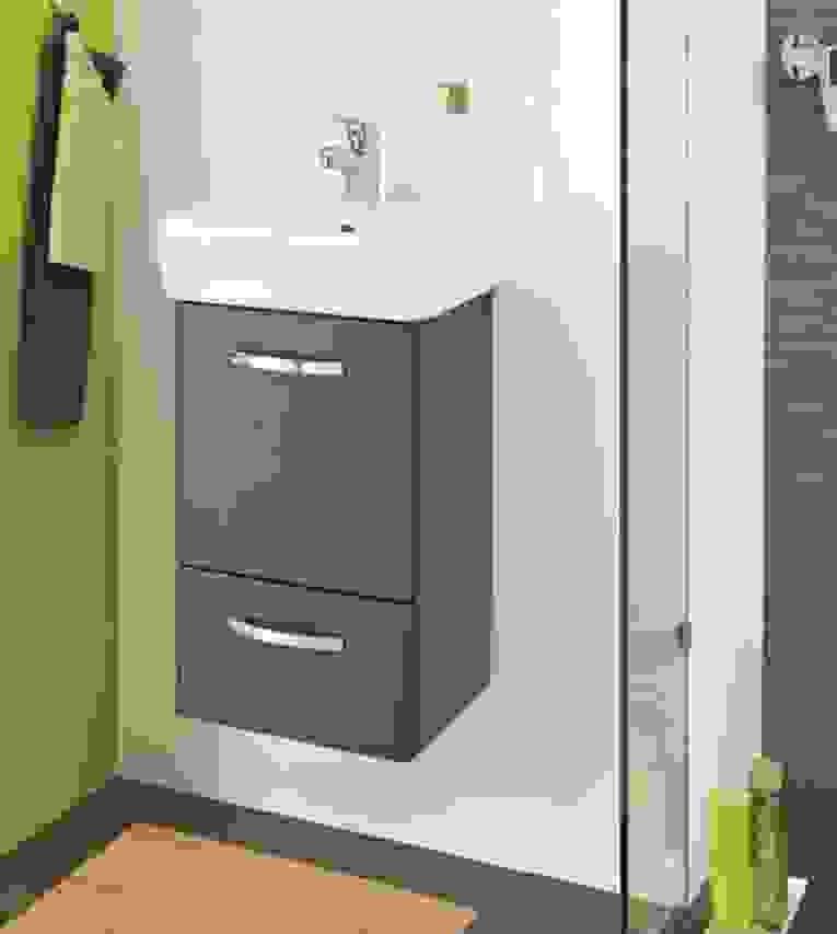 Waschtische & Waschbecken Online Kaufen Von Waschtisch Mit von Waschtisch Mit Unterschrank 50 Cm Bild