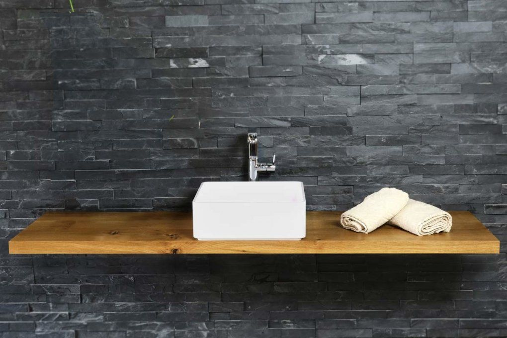 Waschtischplatten & Waschtischunterplatten von Werzalit Platten Nach Maß Photo