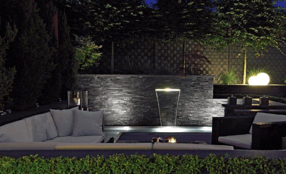 Wasserfall Garten Modern  Linkdominators von Moderne Wasserspiele Für Den Garten Photo