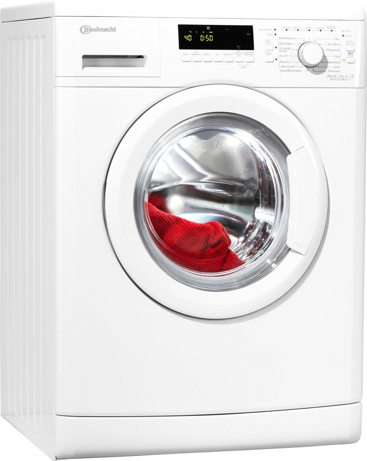 Wasserhahn Zu Bauknecht Waschmaschine Mit Super Eco 7415 Im Test von Waschmaschine Bauknecht Super Eco 7415 Bild