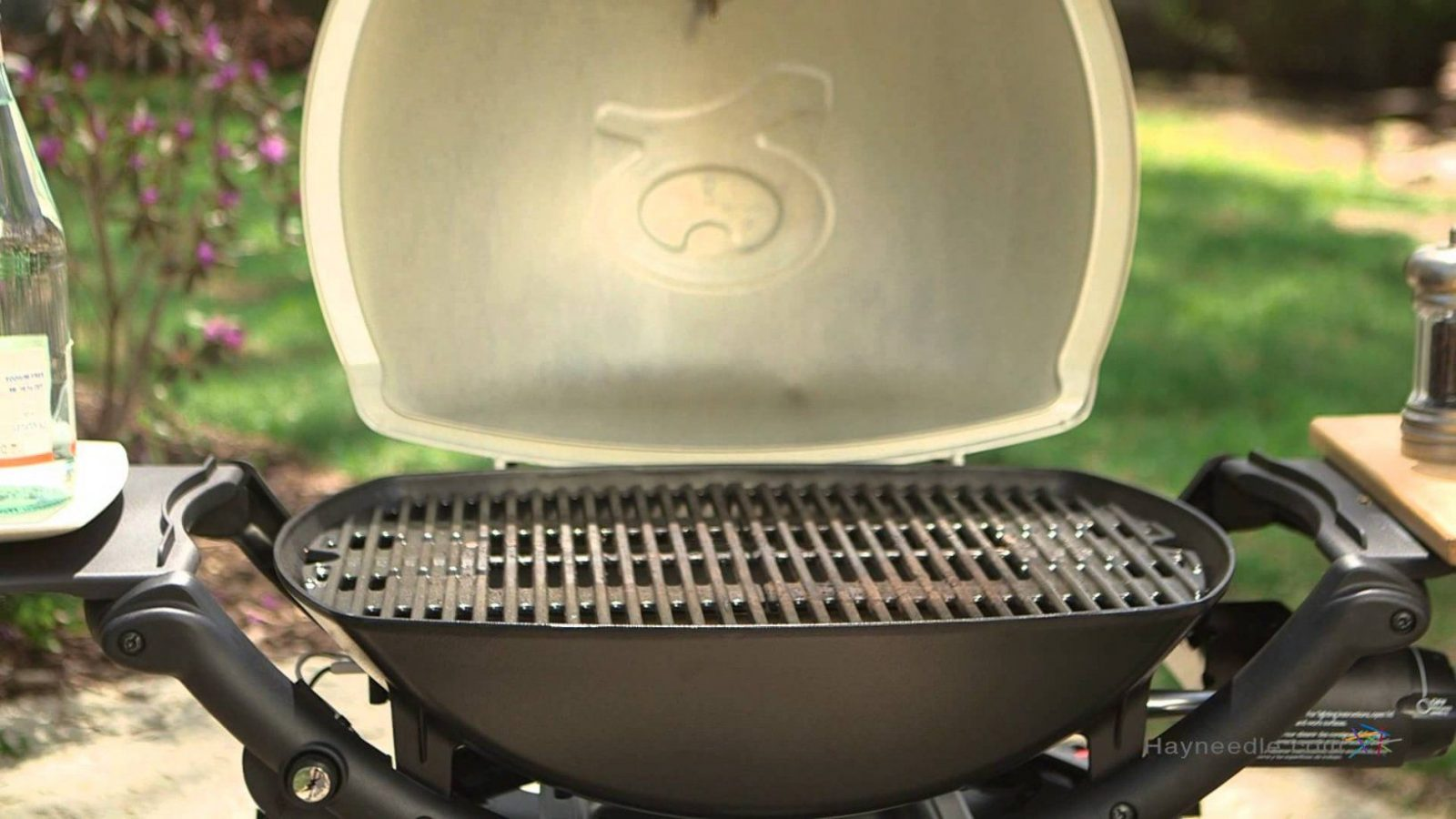 Weber Q 2200 Lp Gas Grill  Product Review Video  Youtube von Weber Gasgrill Q 2200 Station Photo
