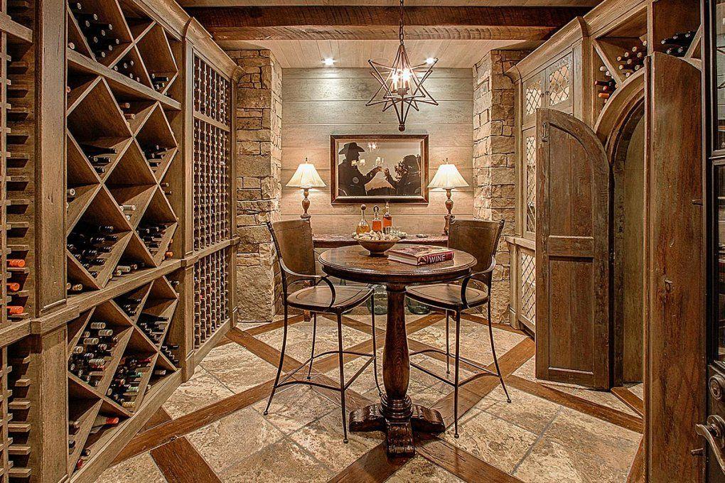 Weinkeller Das Luxuriöse Zuhause Der Besten Weine  Blog von Weinkeller Bauen Selber Machen Photo