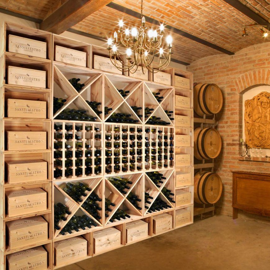 Weinkeller Einrichtung Design Ideen Und Bilder  Homify von Weinkeller Bauen Selber Machen Photo