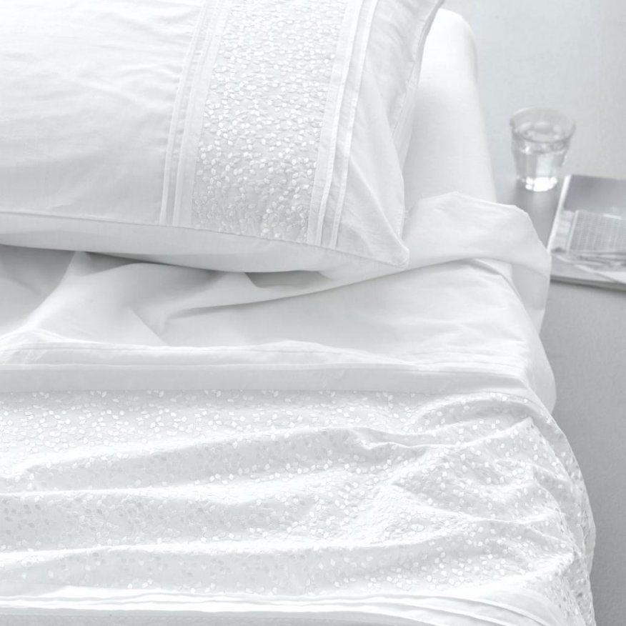 Weisse Bettwasche Intelligente Ideen Weia Spitze Und Schane Mit Haus von Weiße Bettwäsche Mit Spitze Photo