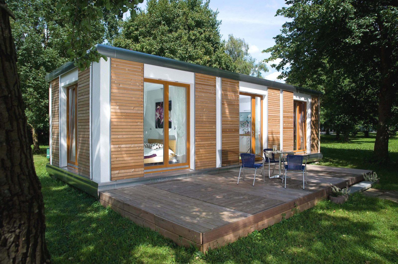 Well Suited Design Kleines Fertighaus Ein Singlehaus Für Zwei Tiny von Kleines Fertighaus Für 2 Personen Bild