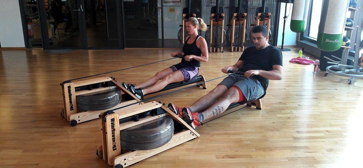 Werde Mehralsfit  Fitness First von Fitness First Regensburg Pfaffenstein Photo