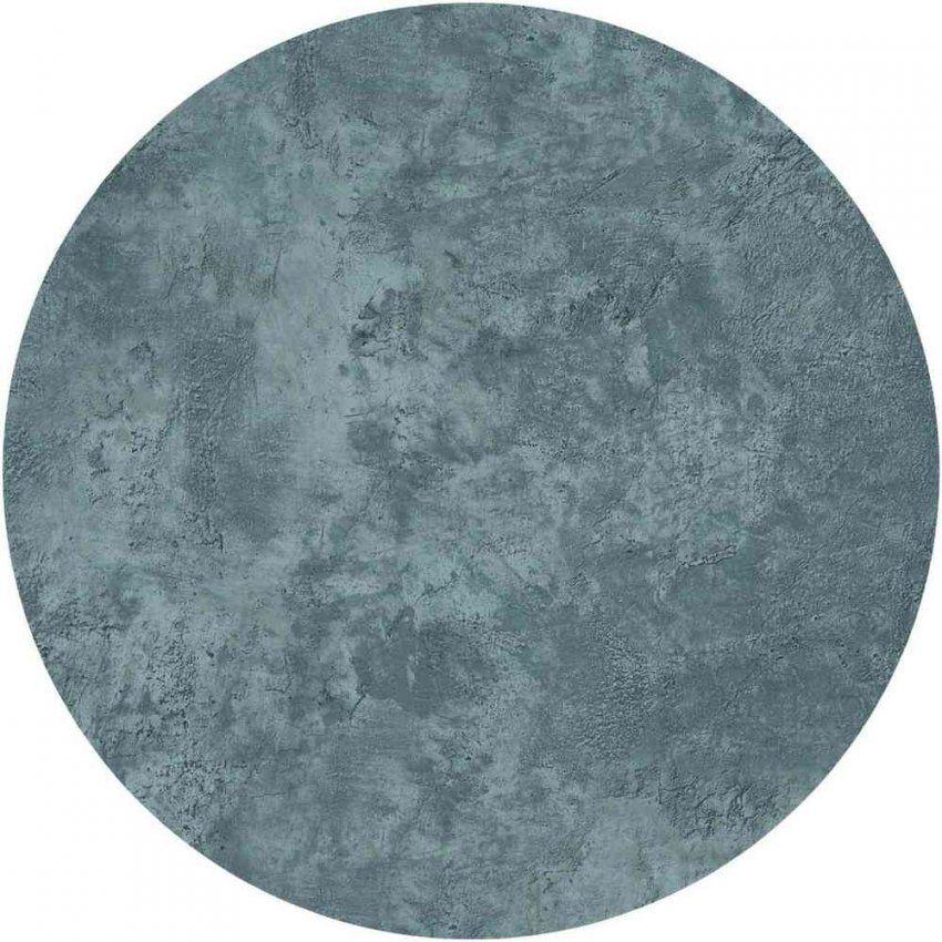 Werzalit Bistrotischplatte Rund 70 Cm Dekor Beton Terra von Werzalit Platten Nach Maß Bild