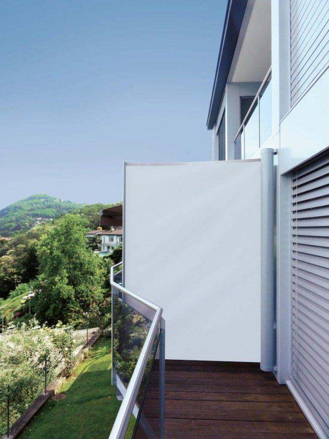 Windschutz Balkon Ohne Bohren Inspirational Sichtschutz Und Von