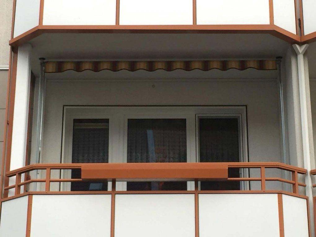 Wetterschutz Für Den Balkon Zum Werkspreis von Windschutz Für Balkon Ohne Bohren Bild