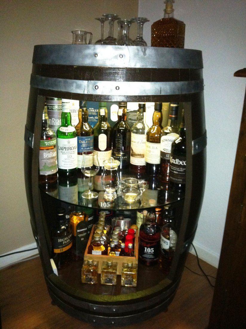 Whiskyfass Als Bar (Selbstbau)  Forum  Whisky von Weinfass Bar Selber Bauen Photo