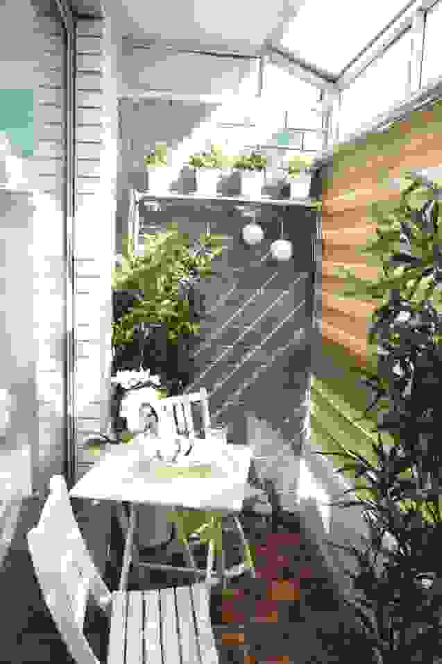 Wie Einstellen Balkon Gemütlich Konzept  House Design Ideas von Kleinen Balkon Gemütlich Gestalten Bild