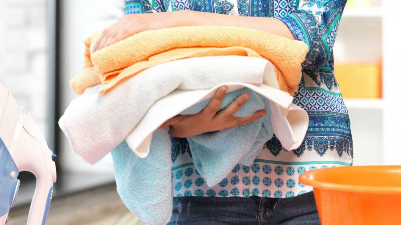 Wie Oft Sollte Man Handtücher Waschen  Haushaltsfee von Wie Oft Sollte Man Bettwäsche Waschen Photo