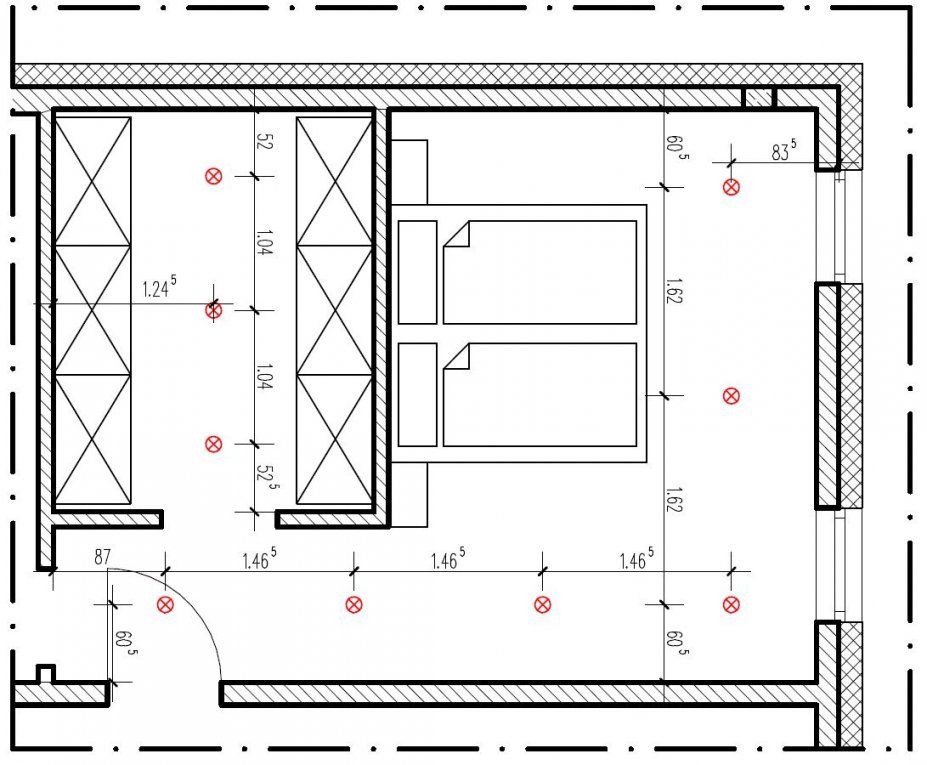 Wieviel Einbaustrahler Pro Quadratmeter von Anordnung Led Spots Wohnzimmer Photo