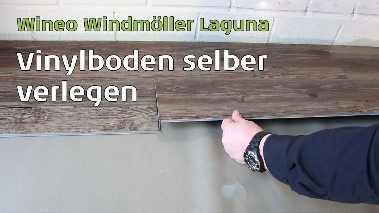 Wineo Windmöller Laguna Vinylboden Selber Verlegen Parkettwohnwelt von Vinylboden Im Bad Verlegen Bild