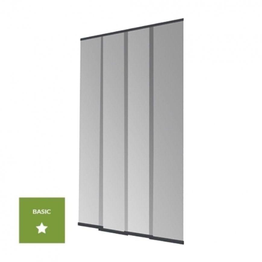 Wip Insektenschutz Türvorhang Fiberglas 120X250Cm  Real von Insektenschutzvorhang Für Türen Mit Magnet Bild