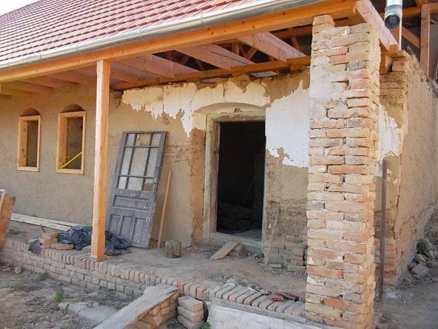 Wir Renovieren Ein Lehmhaus von Bauernhaus Renovieren Vorher Nachher Bild