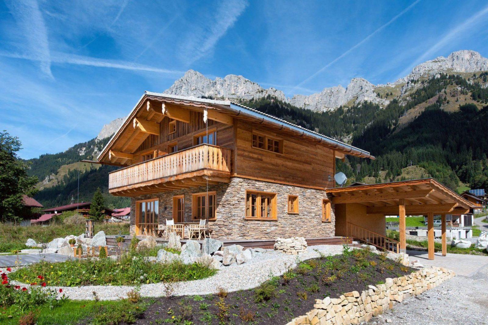 Wohlfühlchalet Chalet Grand Flüh Tannheimer Tal Luxus Chalets Tirol von Haus Kaufen Tannheimer Tal Photo