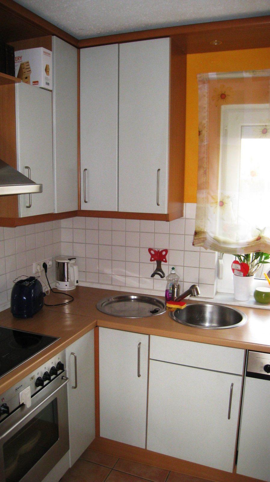 Wohnideen  Alte Kuchenfronten Neu Gestalten Und Neu Alte Küche Neu von Küche Neu Streichen Und Gestalten Bild