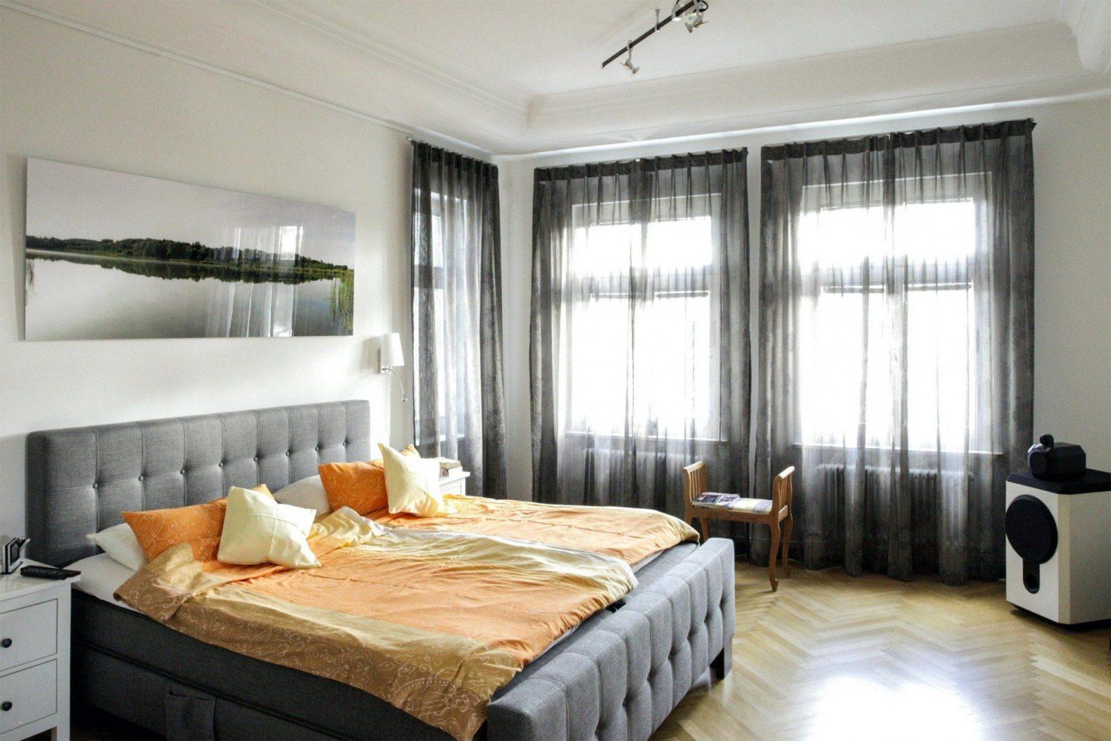 Wohnideen  Gardine Schlafzimmer Mit Luxus Frisch Gardinen von Gardinen Schlafzimmer Wohnideen Photo